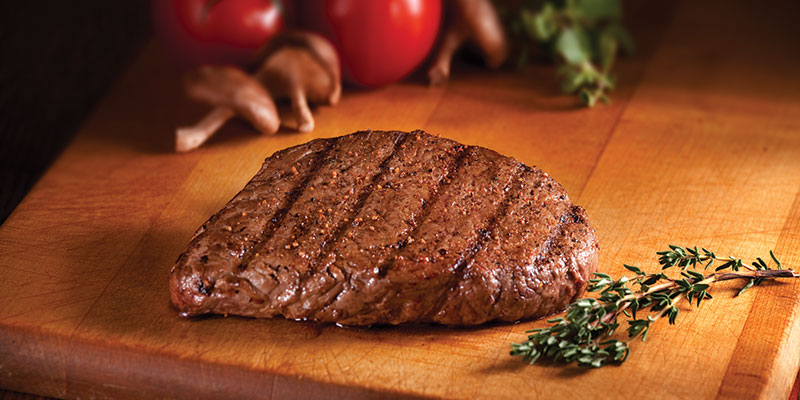 Bonless Beef Top Sirloin Steak