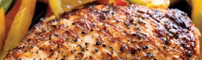 Seasoned Chicken Breast