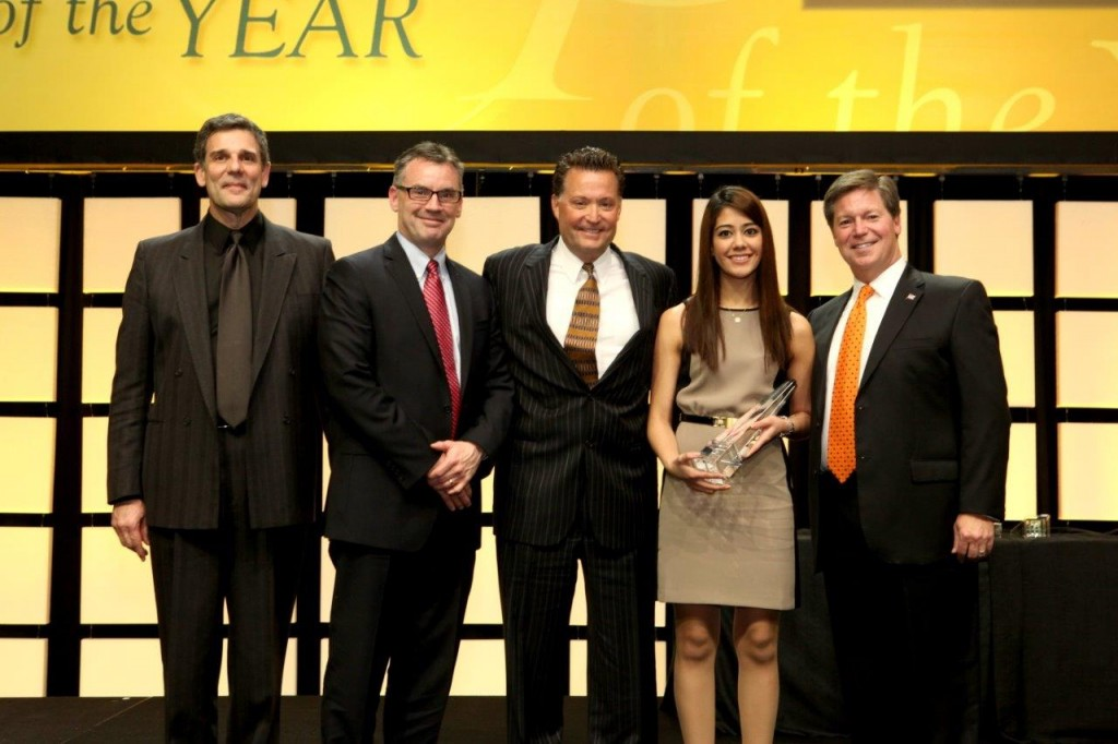 Perkins - Stampede Partner of the Year 2014