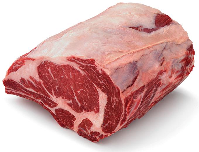 Ribeye Roast Bone In Stampede Meat Inc