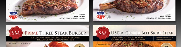 Stampede Meat Introduces Retail Line of SM Premium Beef Products at Costco