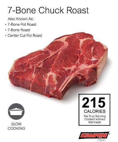 7-Bone Chuck Roast
