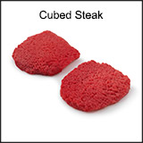 Cubed Steak