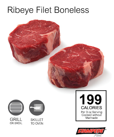 Ribeye Filet Boneless