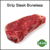 Strip Steak Boneless