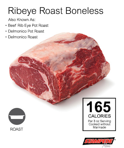 Ribeye Roast Boneless