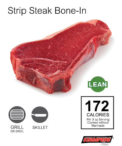 Strip Steak Bone-In