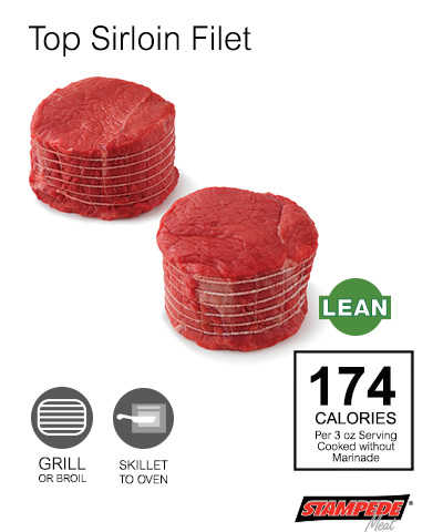 Top Sirloin Filet