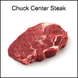 Chuck Center Steak