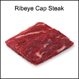 Ribeye Cap Steak
